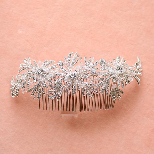 ブライダル髪飾りヘアアクセアリー